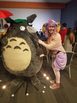 Etoile - Totoro - Silicon Valley Comic Con 2018